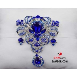 Crystal Brooches And Pins- Free UK Delivery
