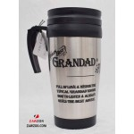 Travel Mug -  World's Best Grandad ZAWTMGO5