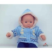 Baby Boys And Girls Cardigan- Free UK Delivery