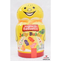 Jelly Babies Novelty Jar - Best before date - 31.03.2021