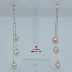Cultured Pearl Earrings UK Free Delivery