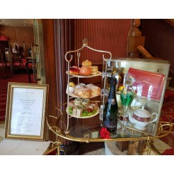 Afternoon Tea At The Rubins Palace Lounge