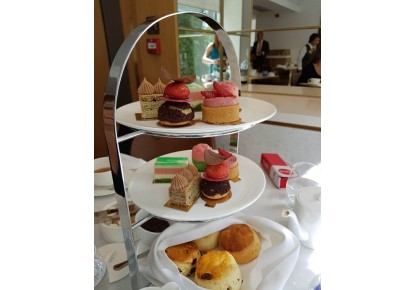 Exceptional Afternoon Tea Royal Lancaster London