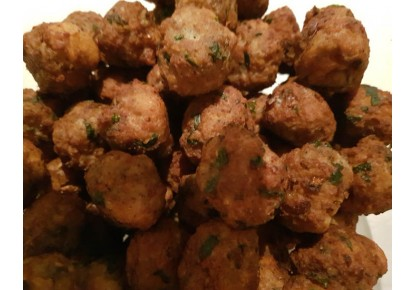 Cypriot Traditional Meatball Recipe