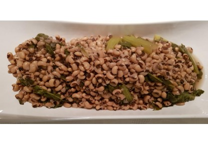 Black Eye Bean Salad Recipe