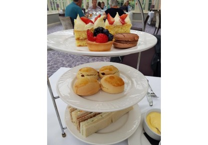 Exceptional Value Afternoon Tea